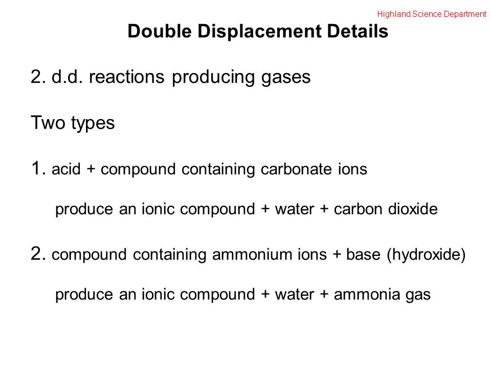 Highland Science Department Double Displacement Details 2.