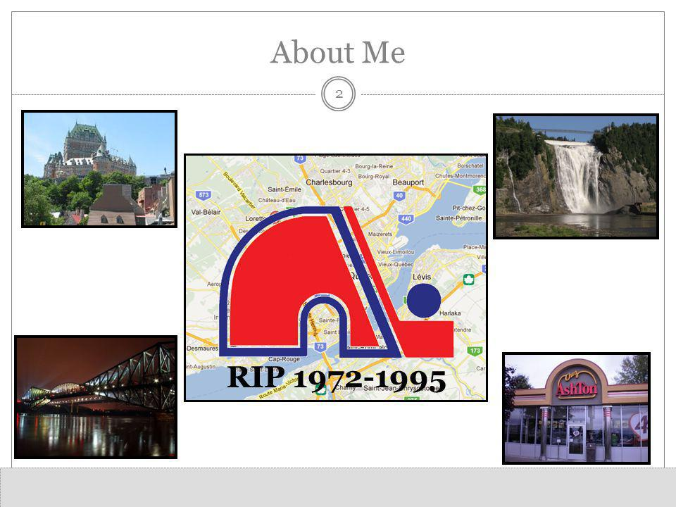 About Me 2 RIP 1972-1995