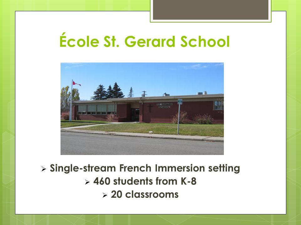 École St.