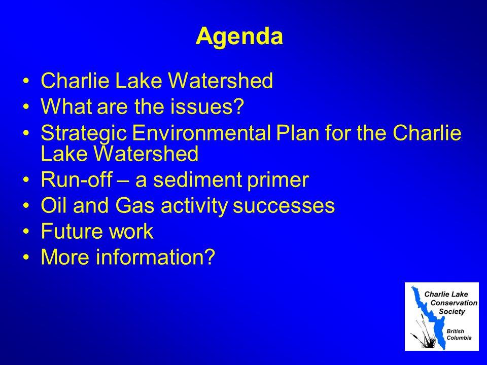 Charlie Lake Watershed