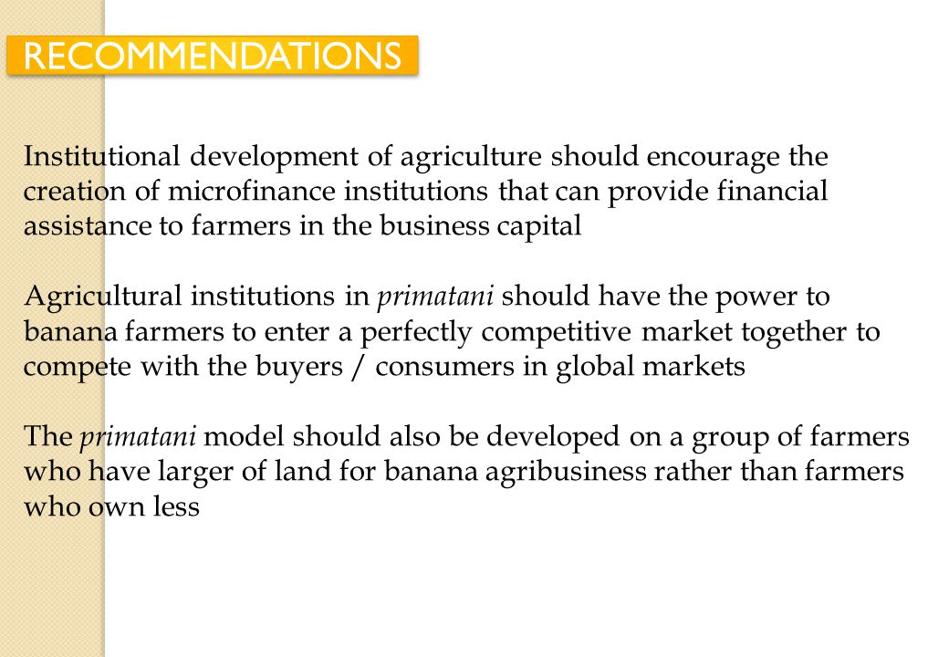 Partially, socio-economic factors aren't significant effect on the application of business management and primatani technology are age of farmers, bus