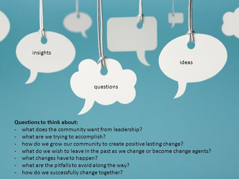 CHEAM FIRST NATION insights questions ideas Questions to think about: -what does the community want from leadership.
