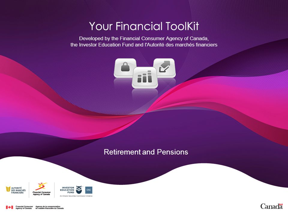 This section covers: How to determine your sources of retirement income How to estimate your income from each source How to find and work with a qualified financial professional