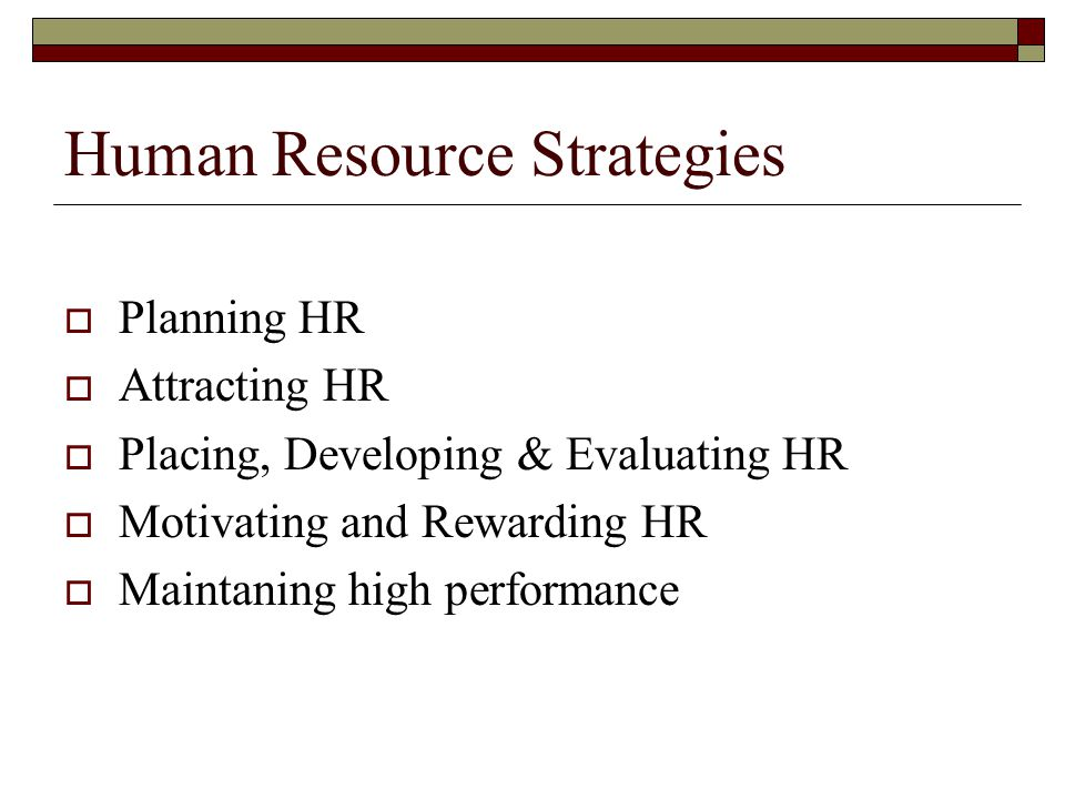 33 HR Demand and Supply Forecasting Demand  External Socio-political-legal Economic; Technological Competition  Organizational Organizational strategy Budgets; Sales forecasts New ventures; org/job design  Workforce Retirements, resignations, terminations, leaves of absence Forecasting Supply  External; Labour market analysis Community attitudes Demographic trends  Internal HR audit/Current employees' KSAs Succession planning replacement charts Management inventories