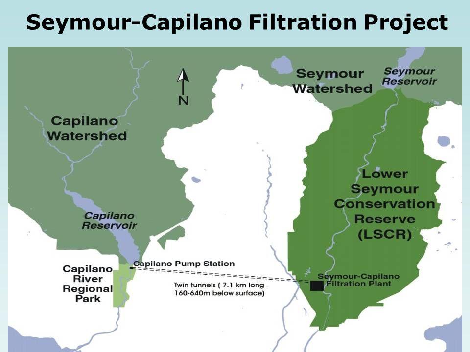 Seymour-Capilano Filtration Project