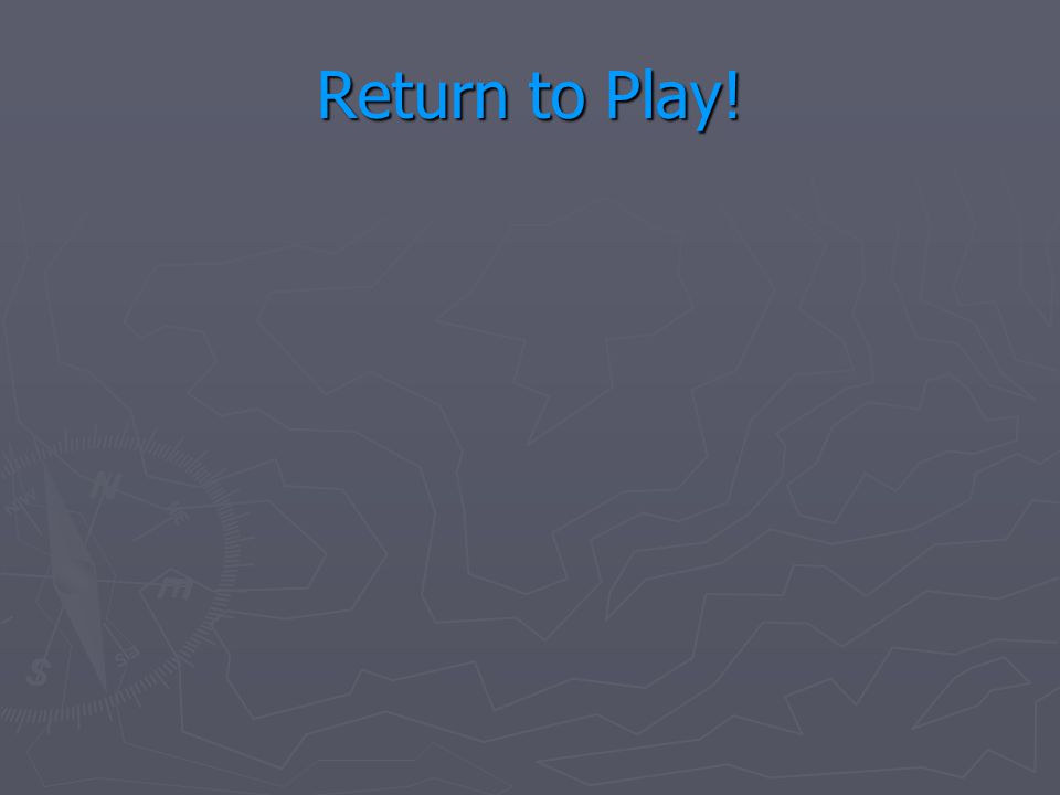 Return to Play!