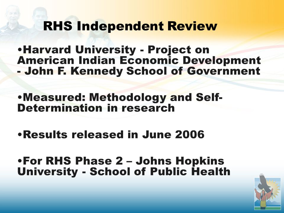 Harvard University - Project on American Indian Economic Development - John F.
