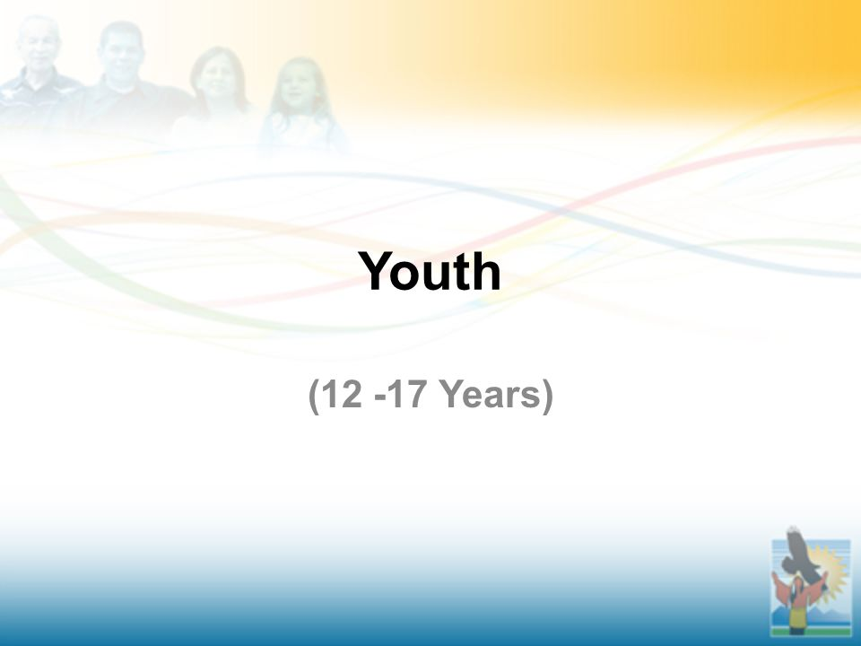 Youth (12 -17 Years)