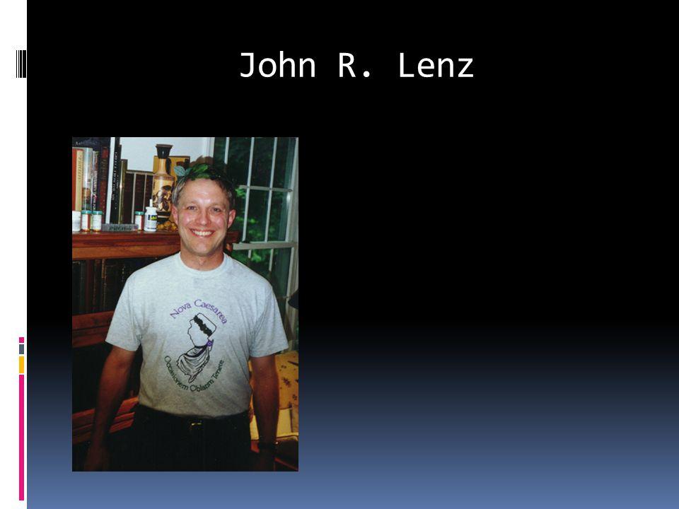 John R. Lenz