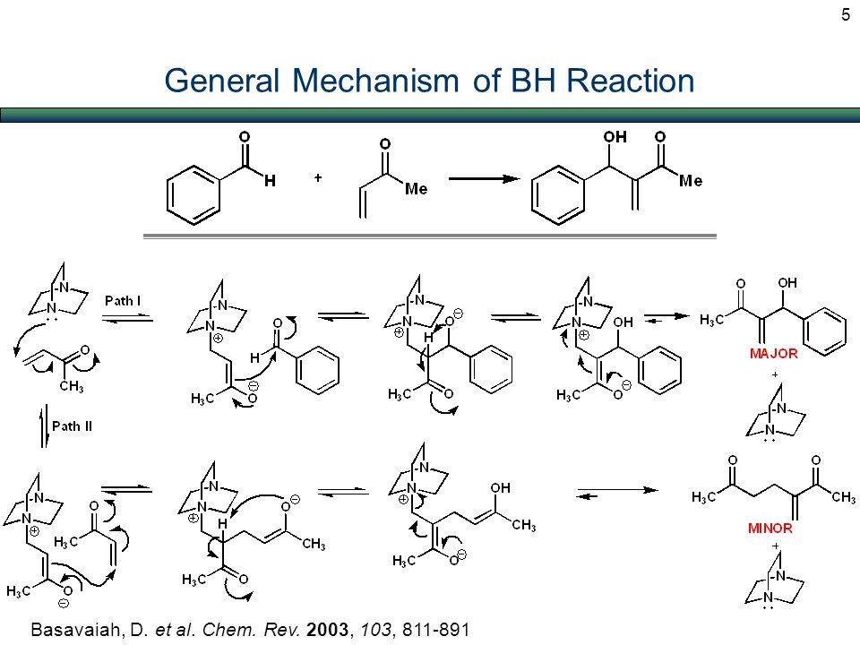 Intramolecular Morita – BH Reaction Murphy, P.J. et al.
