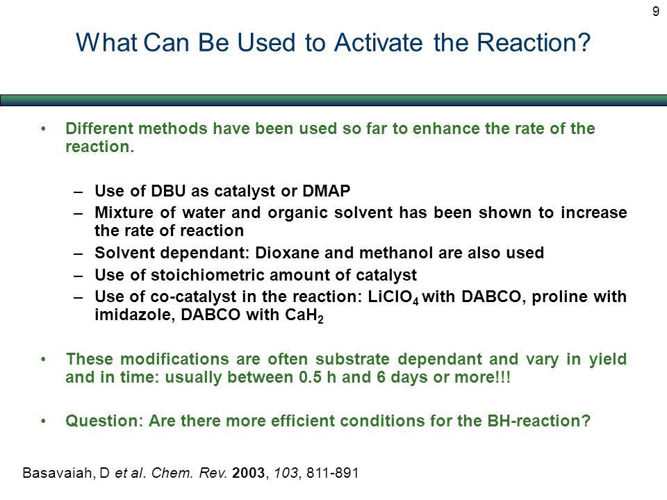Enantioselective Aza-BH Reaction Shi, M.et al. Angew.