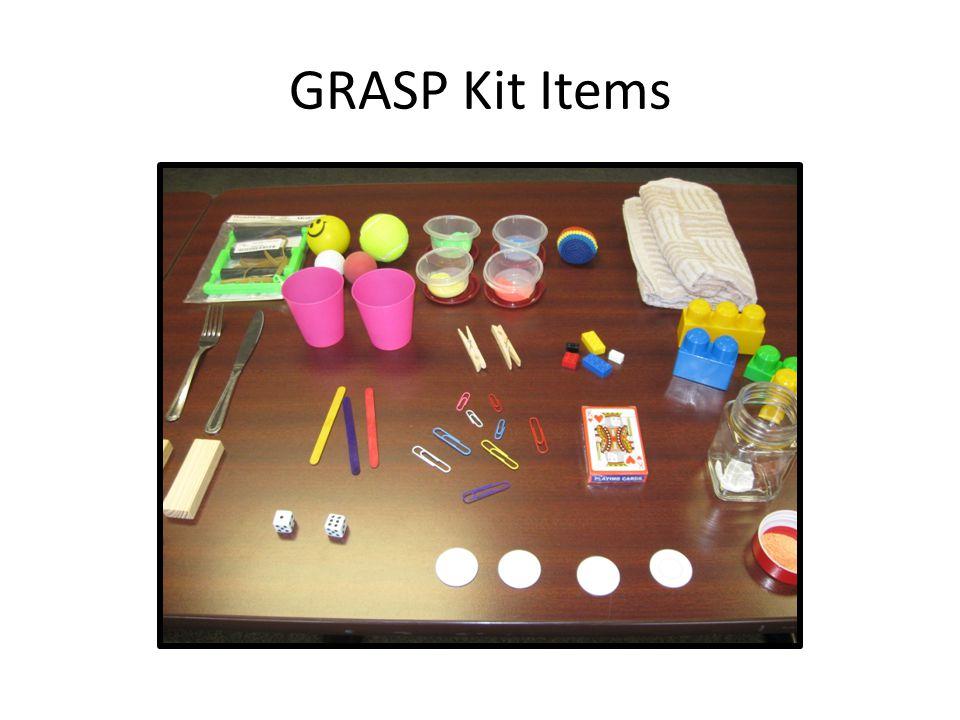 GRASP Kit Items