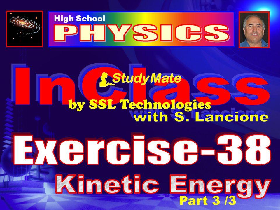 Part 3 /3 High School by SSL Technologies