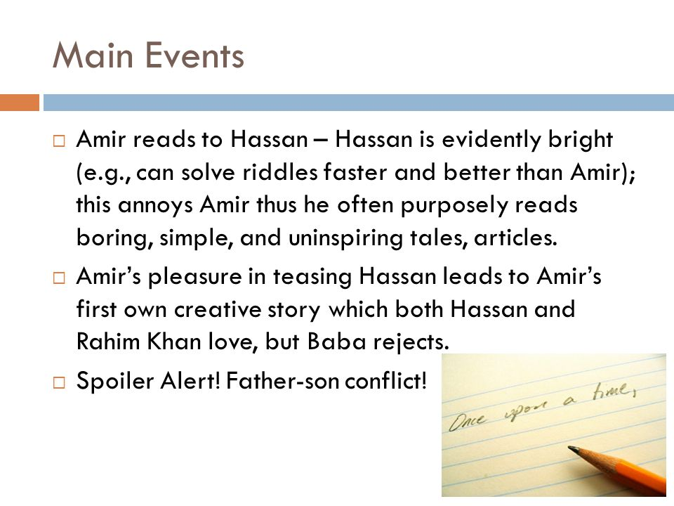 Works Cited  Hosseini, Khaled.The Kite Runner.