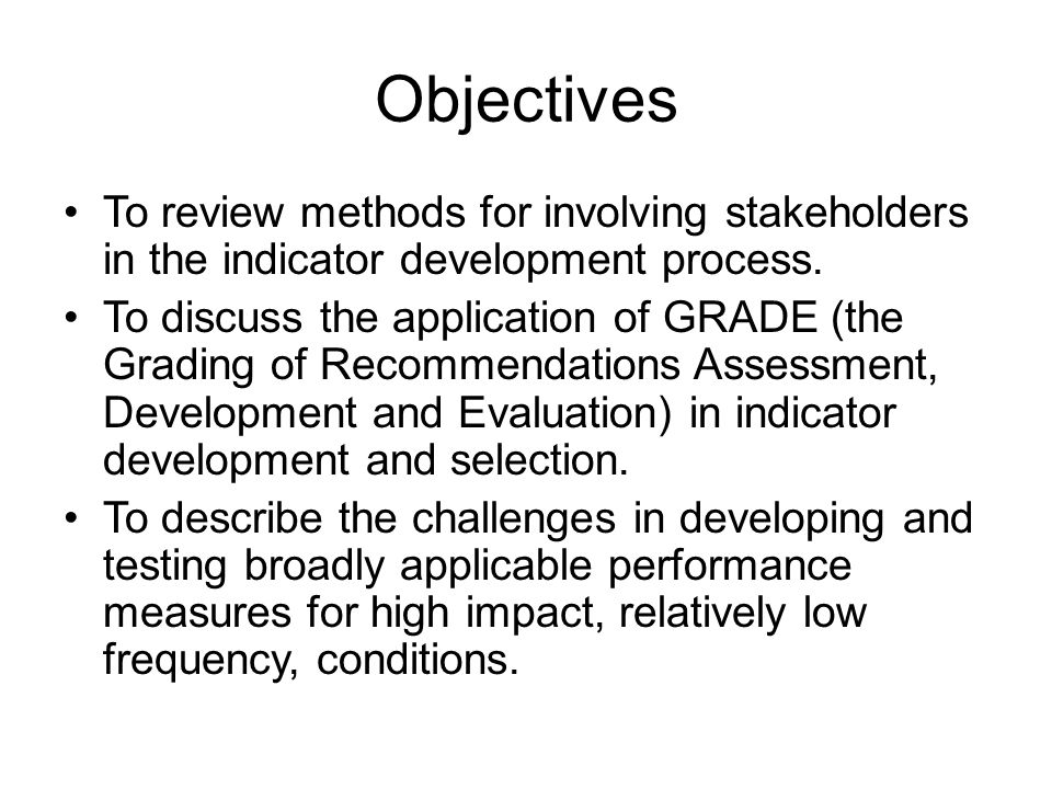 Rating the Quality of Evidence http://www.gradeworkinggroup.org/index.htm (accessed February 23, 2012)http://www.gradeworkinggroup.org/index.htm Guyatt GH, Oxman AD, Kunz R, Vist GE, Falck-Ytter Y, Schünemann HJ; GRADE Working Group.