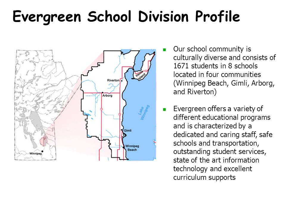 School Development in Science Use SCIQ instrument to diagnostically determine where schools are at.