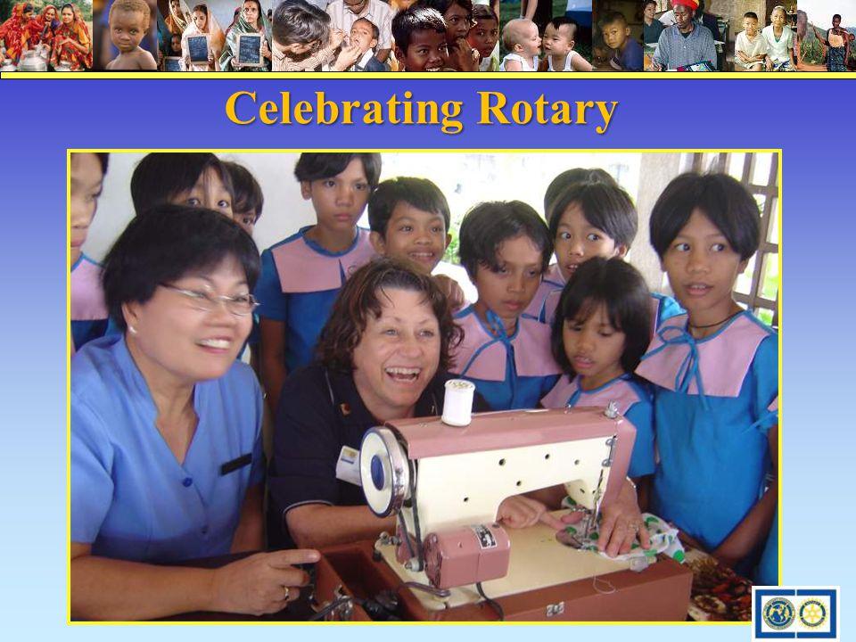 Celebrating Rotary