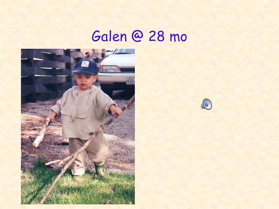 Galen @ 28 mo