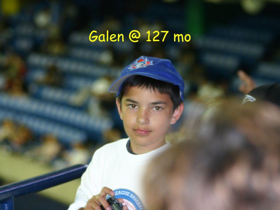 Galen @ 127 mo
