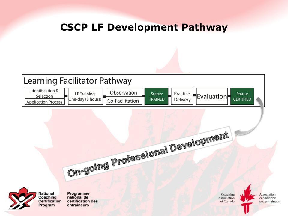 CSCP LF Development Pathway