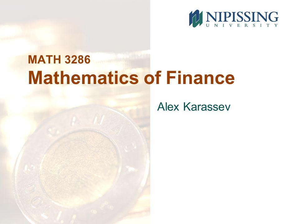 3.6 Varying Annuities Arithmetic annuities –increasing –decreasing Arithmetic increasing perpetuities
