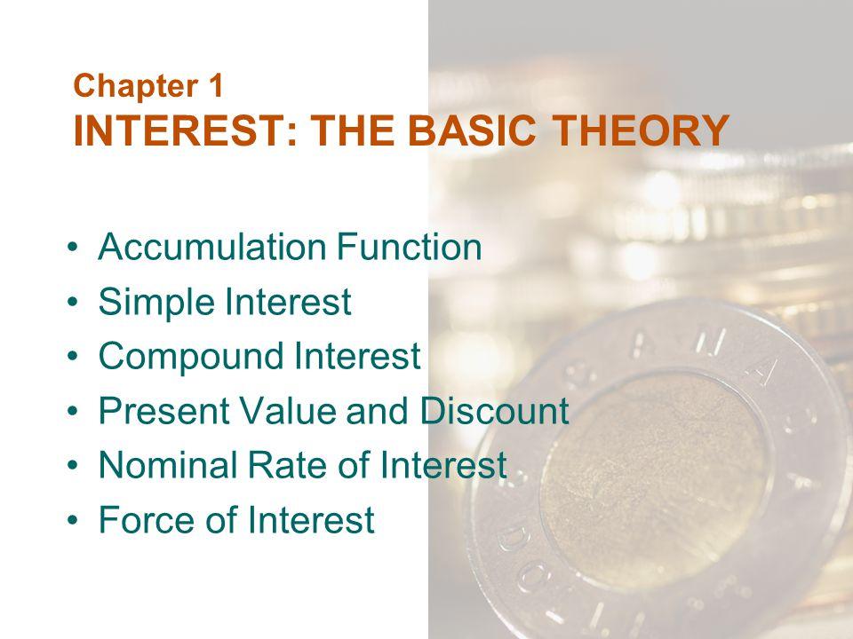 Formulas Series of n payments k-th payment = P+ (k-1)Q k=1,2,…, n 0132 n PP+QP+2QP+(n-1)Q …..