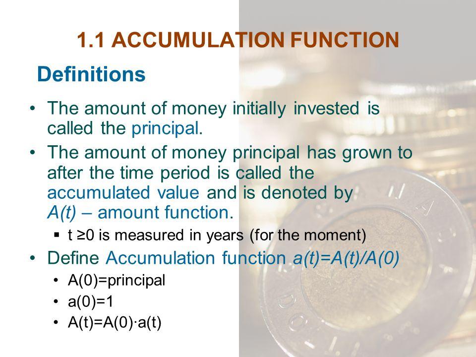 1) Increasing annuity with P = 1, Q = 1 Series of n payments k-th payment = k k=1,2,…, n 0132 n 123 n …..