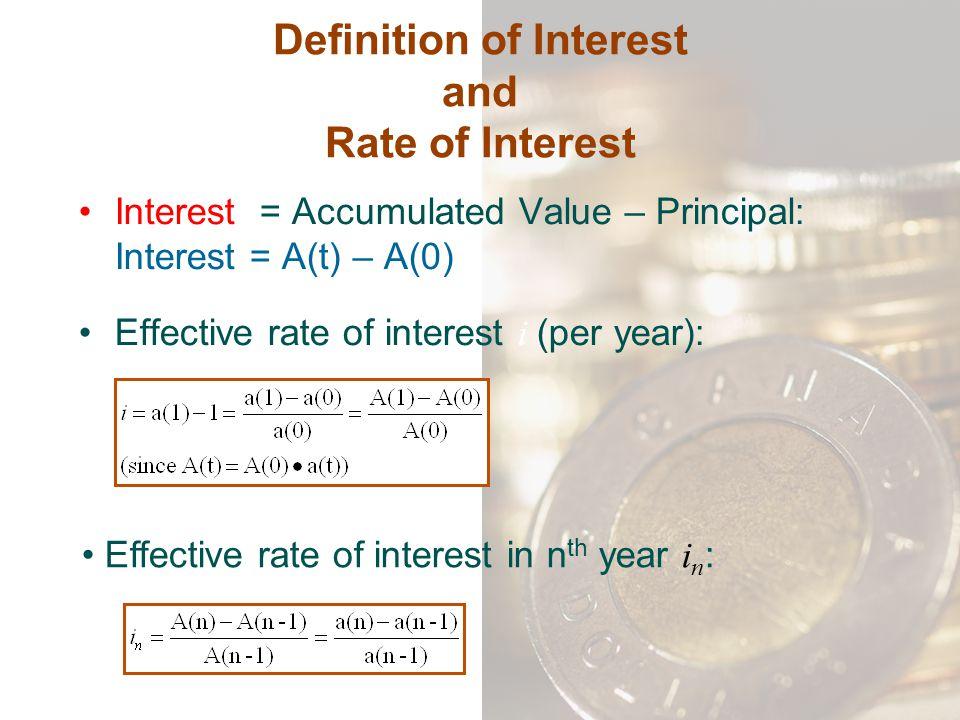 Formulas 0132 111 ….. a∞ a∞  present value of perpetuity