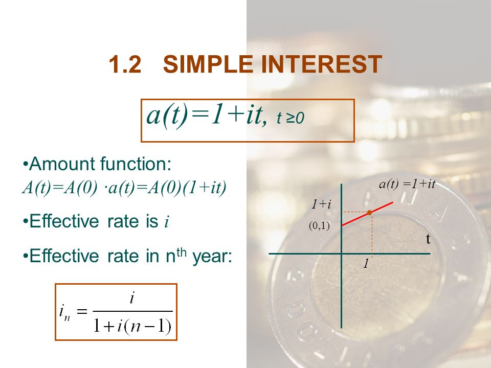 Chapter 4 AMORTIZATION AND SINKING FUNDS Amortization Amortization Schedule Sinking Funds Yield Rates