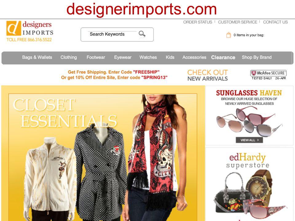 designerimports.com