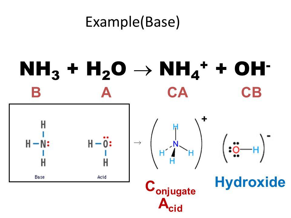 Ex: CO 2(g) + H 2 O (l)  H 2 CO 3(aq) H 2 CO 3(aq) + H 2 O (l)  H 3 O + (aq) + HCO 3 - (aq)