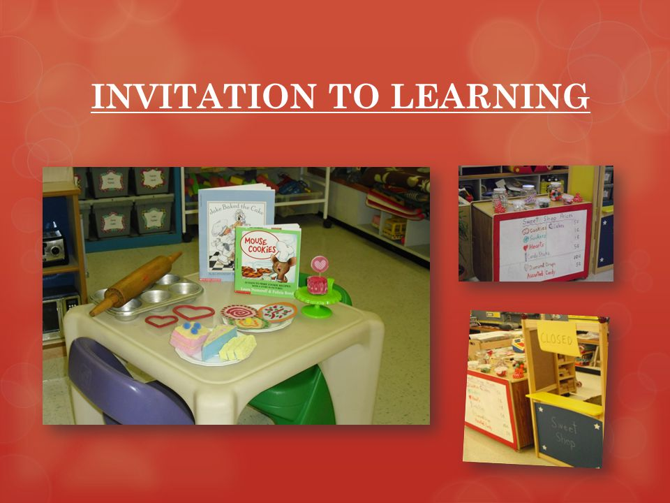INVITATION TO LEARNING