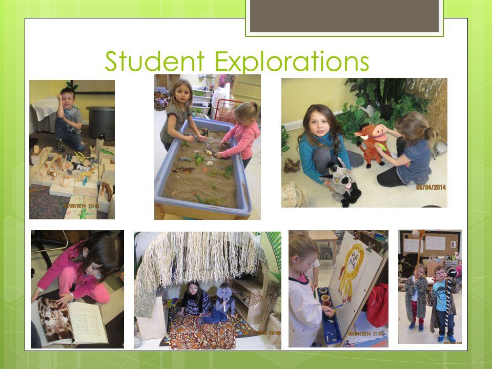 Student Explorations