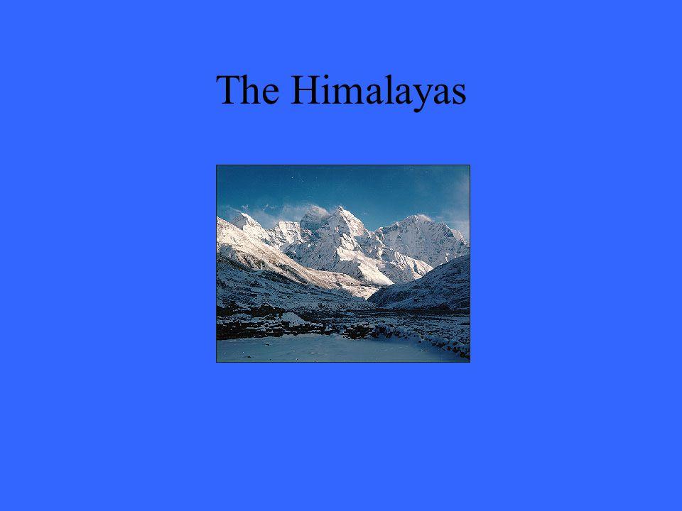 The Himalayas