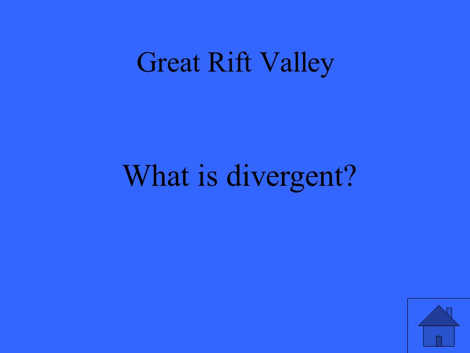 What is divergent