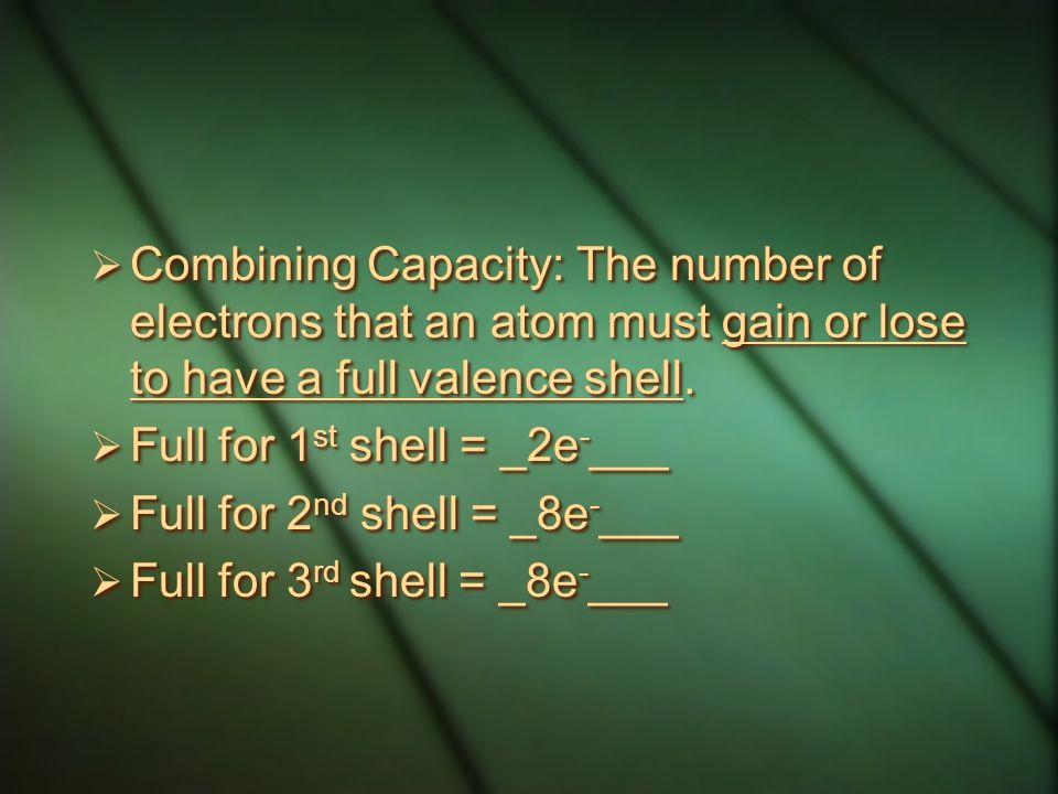 Example: Oxygen  Atomic # = _8____  Mass = ___16___  #p = _8___  #e = _8___  #n = _8___  Example: Oxygen  Atomic # = _8____  Mass = ___16___