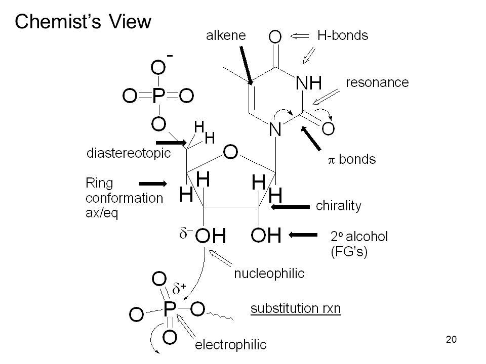 20 Chemist's View