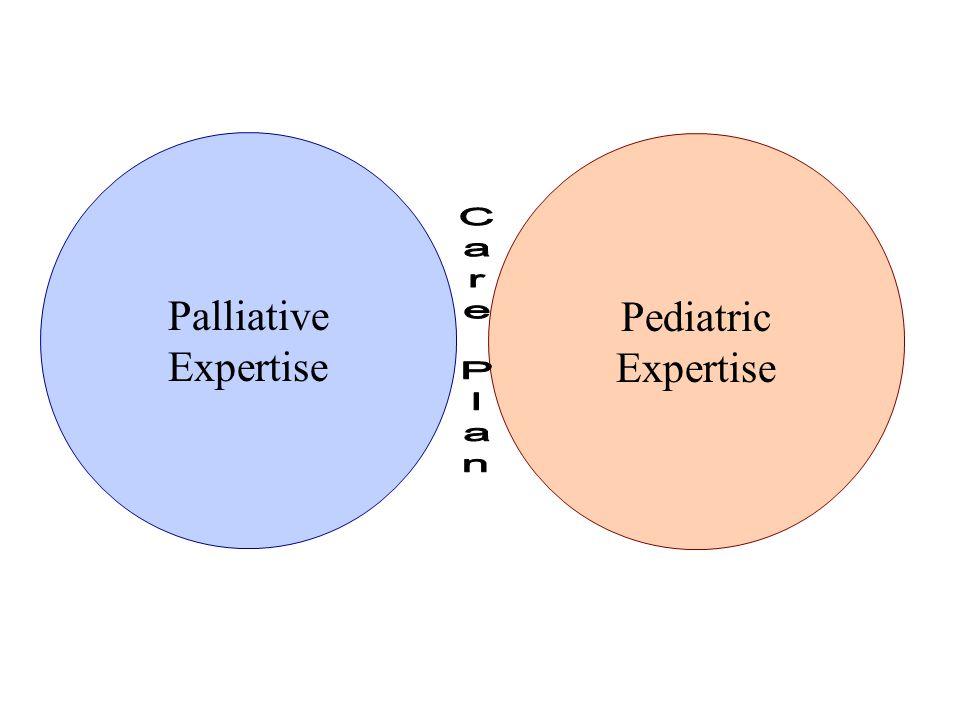 Palliative Expertise Pediatric Expertise