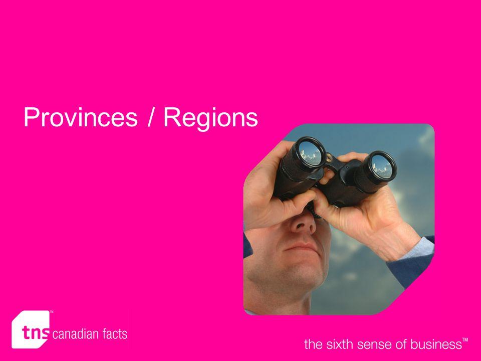 Provinces / Regions