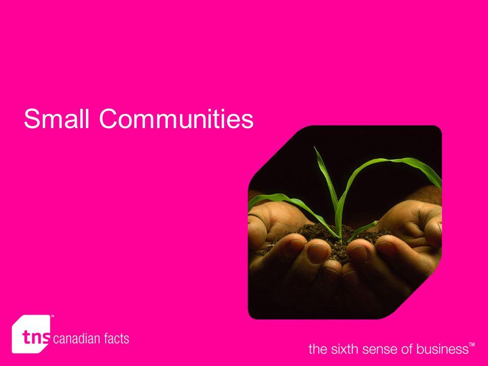 Small Communities