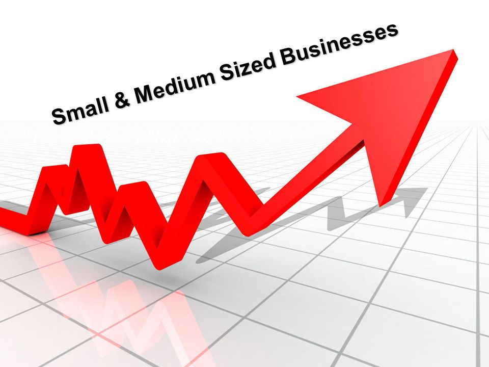 Small & Medium Sized Businesses