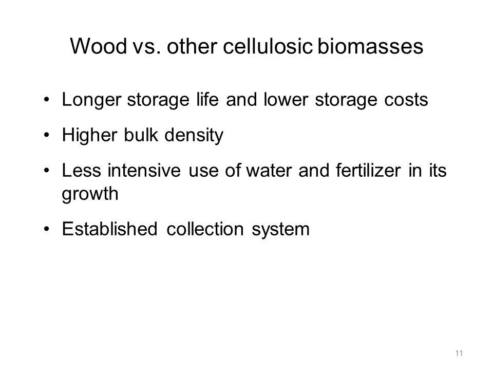 Wood vs.