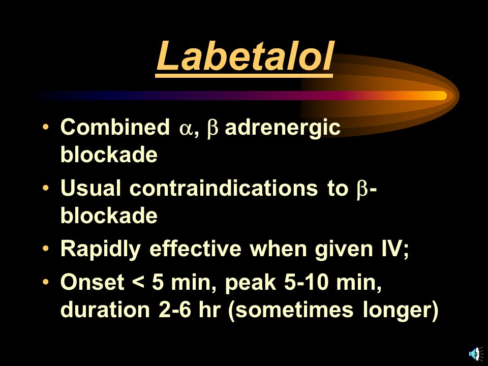 Recommended Antihypertensives Beta-blockers Alpha-blockers ACE inhibitors Clonidine