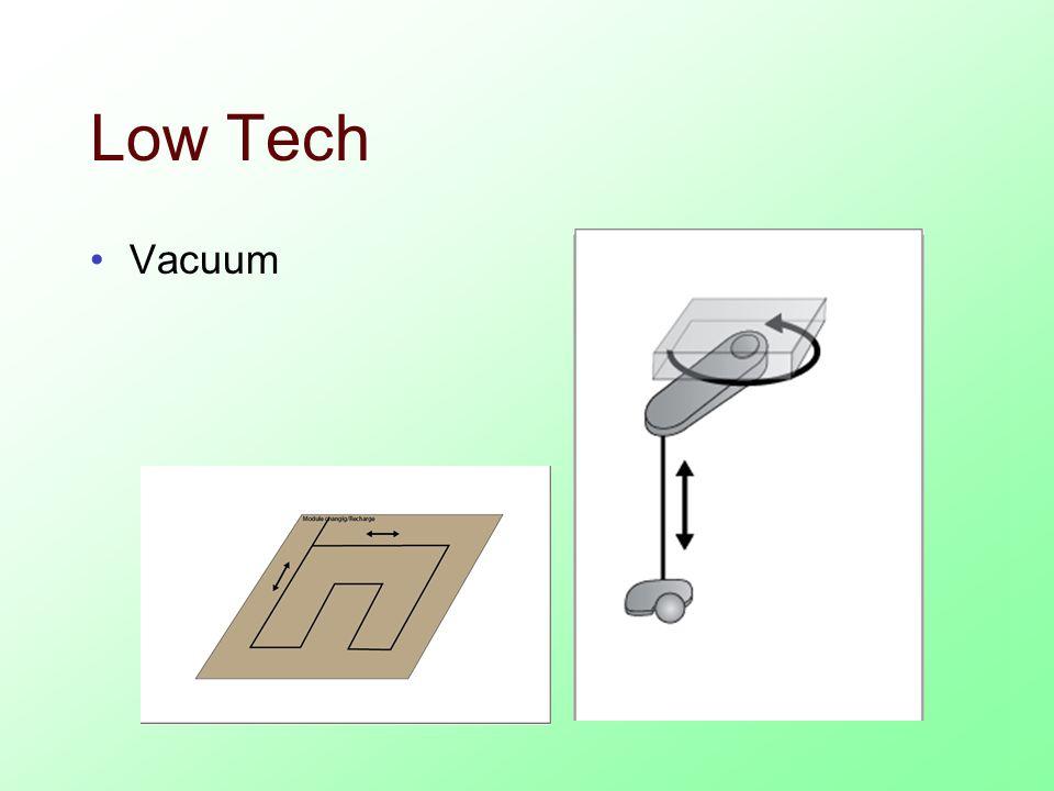 Low Tech Vacuum