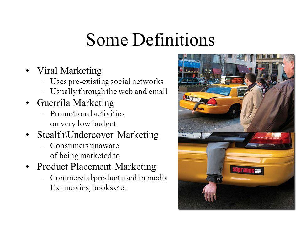 Pros of Buzz Marketing