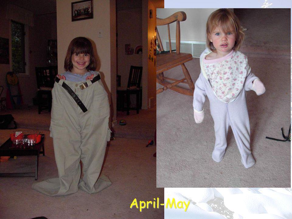April-May April-May
