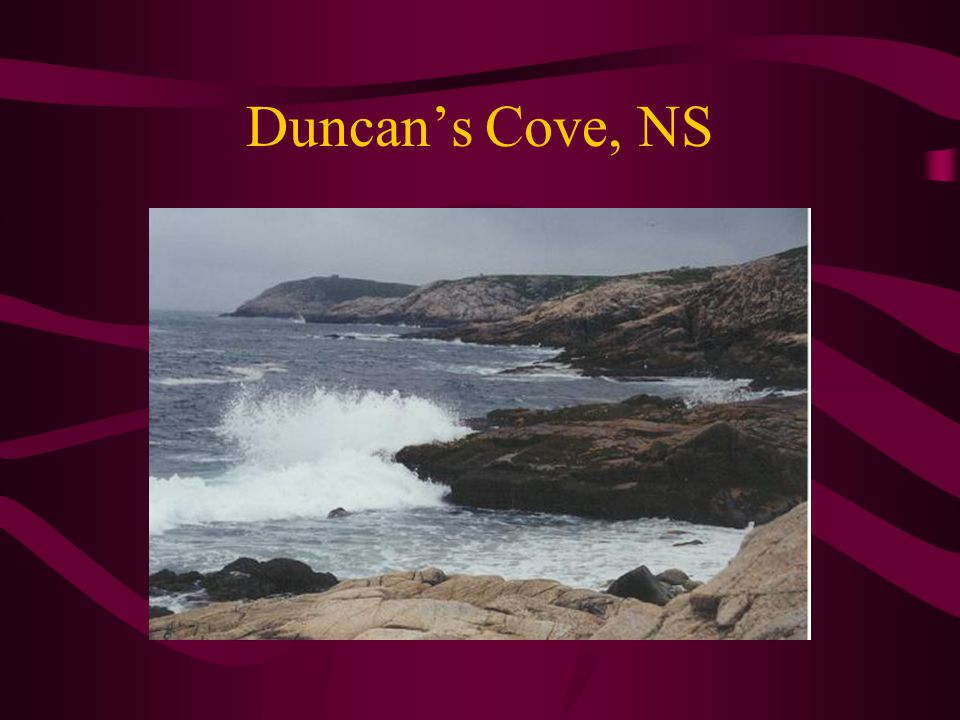 Duncan's Cove, NS