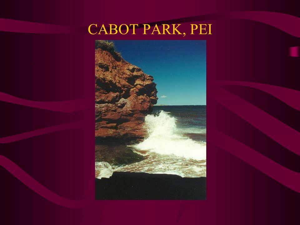 CABOT PARK, PEI