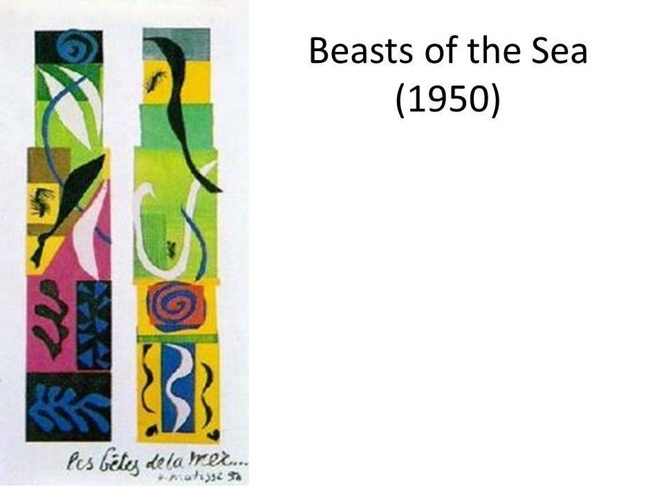 Beasts of the Sea (1950)