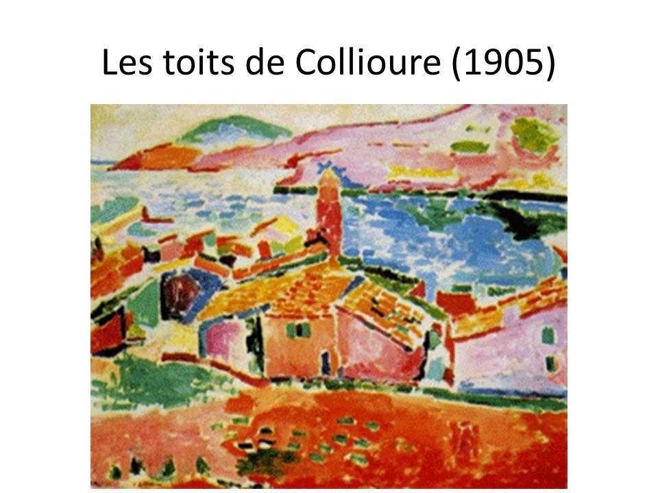 Les toits de Collioure (1905)